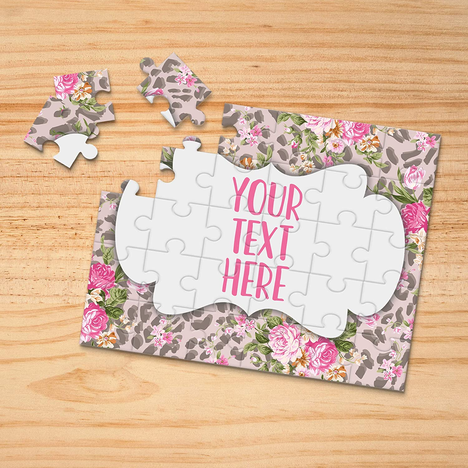 Create Your Own Puzzle Announcement Ideas CYOP0168 Wedding Announcement Pregnancy Announcement Personalized Puzzle Custom Puzzle