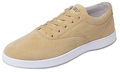 ad5c22eaea6a Aureus Men s Attica Wheat Nubuck Leather Low Top Shoe Size 7.5 ...