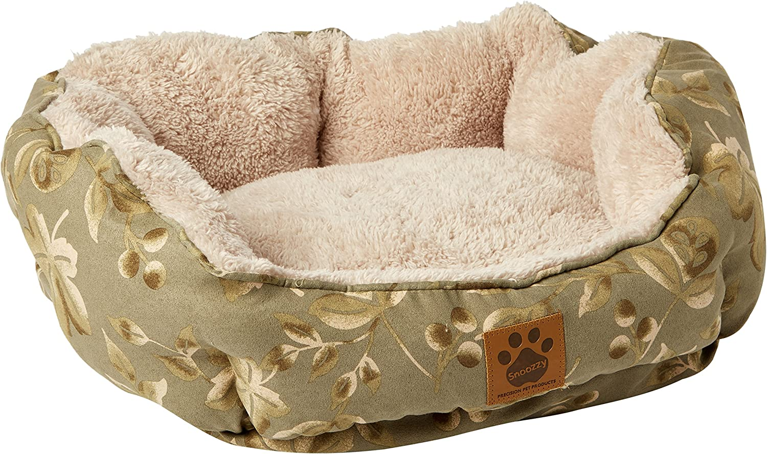 Precision Pet Clamshell Bed