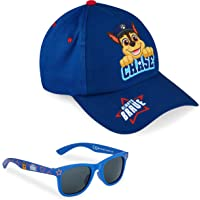 Paw Patrol Pack de Gorra Niño y Gafas de Sol Infantiles de la Patrulla Canina, Gorra Infantil, Gafas de Sol Niño…