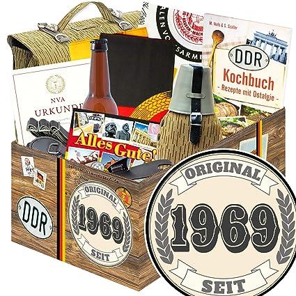 Original Seit 1969 Nva Paket Geschenke 50 Geburtstag Männer