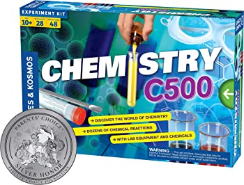 Thames & Kosmos Classic Reactions Chemistry Set