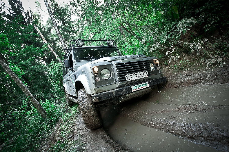 Federal Couragia M//T Mud-Terrain Radial Tire 35x12.5R18 123Q