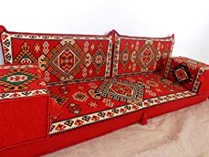 furniture,oriental seating,arabic seating,floor couch,floor cushions,arabic jalsa,majilis,bar decor - MA 55