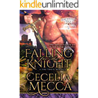 Falling for the Knight: A Time Travel Romance (Enchanted Falls Trilogy, Book 2)