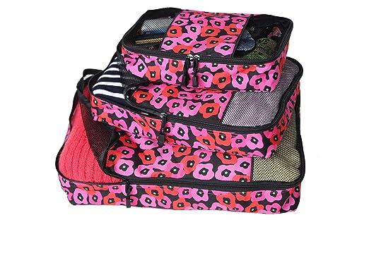 2 opinioni per Orb Travel, 3 cubi da imballaggio, sistema di organizzazione per viaggi,