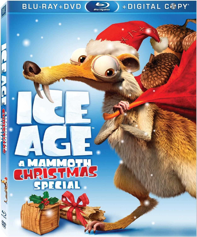 Ice Age A Mammoth Christmas.Amazon Com Ice Age A Mammoth Christmas Special Blu Ray