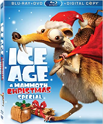 ice age a mammoth christmas special blu raydvd combo digital - Ice Age Mammoth Christmas