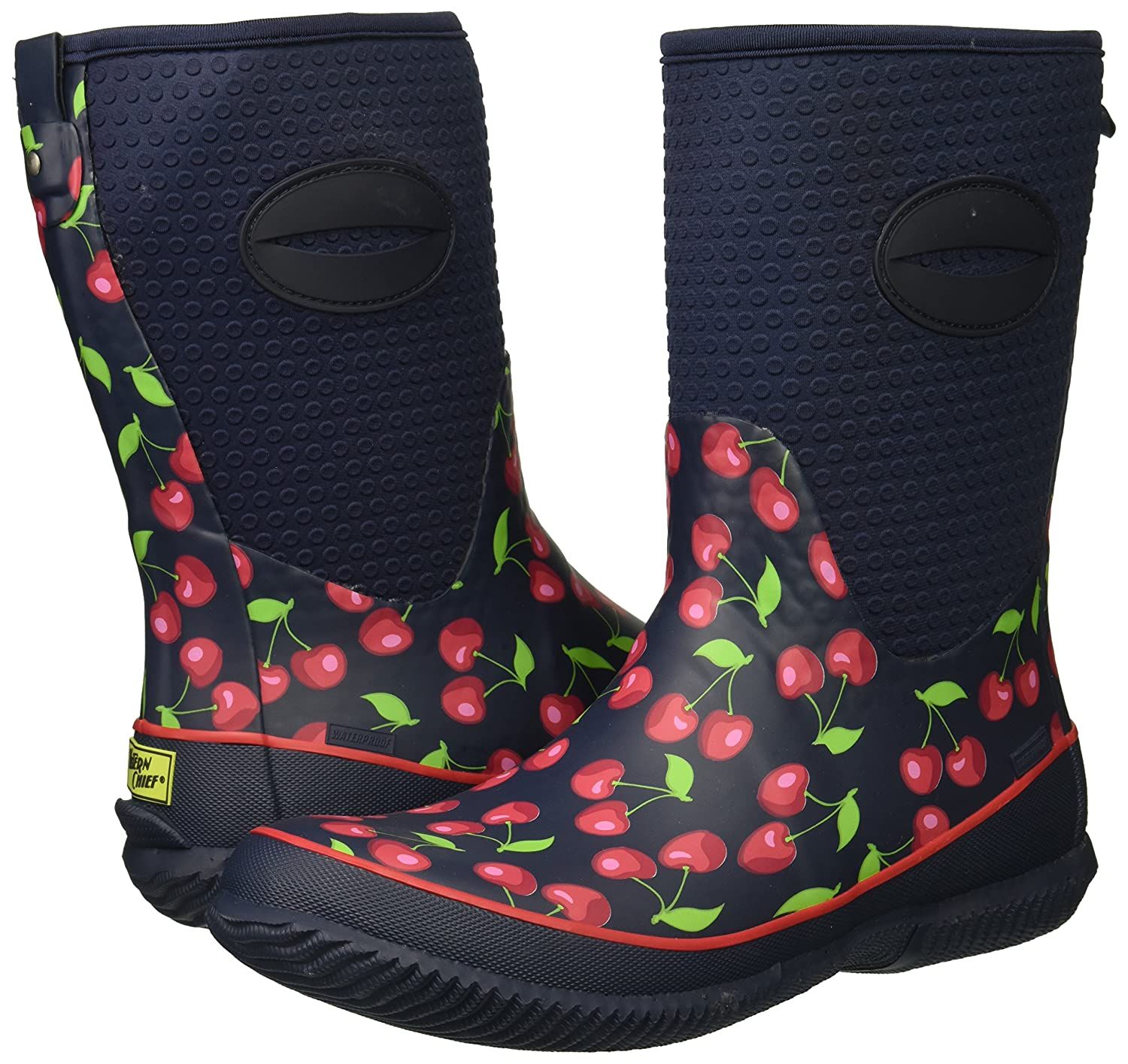 Western Chief Womens Cold Rated Neoprene Boot with Memory Foam Snow