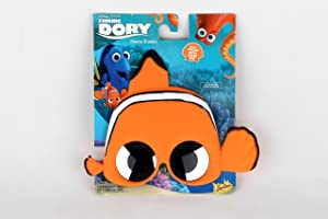 Costume Sunglasses Finding Dory Nemo Sun-Staches Party Favors UV400