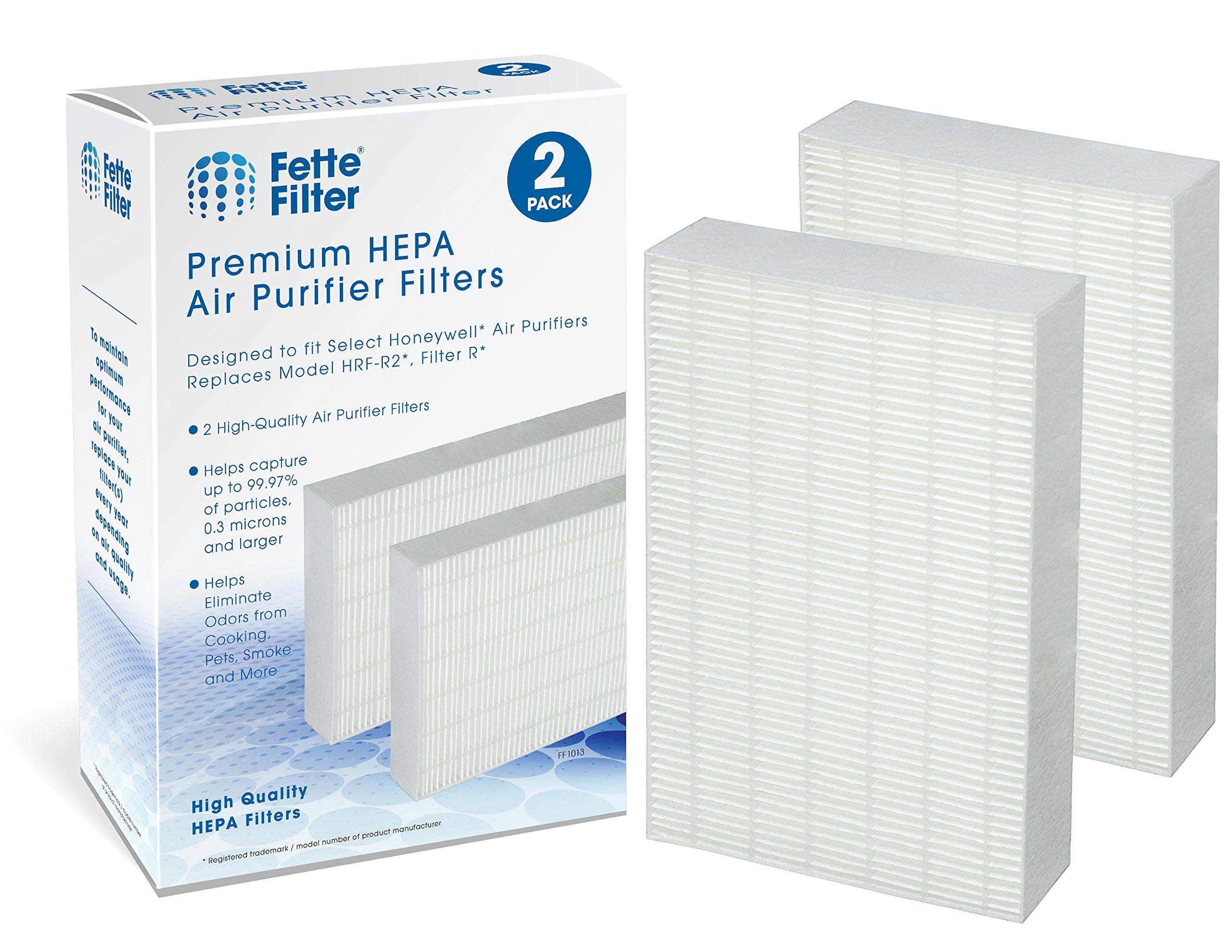 Honeywell HRF-R2C HEPA Filter for Air Purifier R