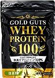 GOLD GUTS ゴールドガッツホエイプロテイン100 抹茶味 360g