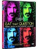 Eat That Question: Frank Zappa En Sus Propias Palabras (Vos) [DVD]