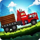 Forest Truck Simulator: Offroad & Log Truck Games