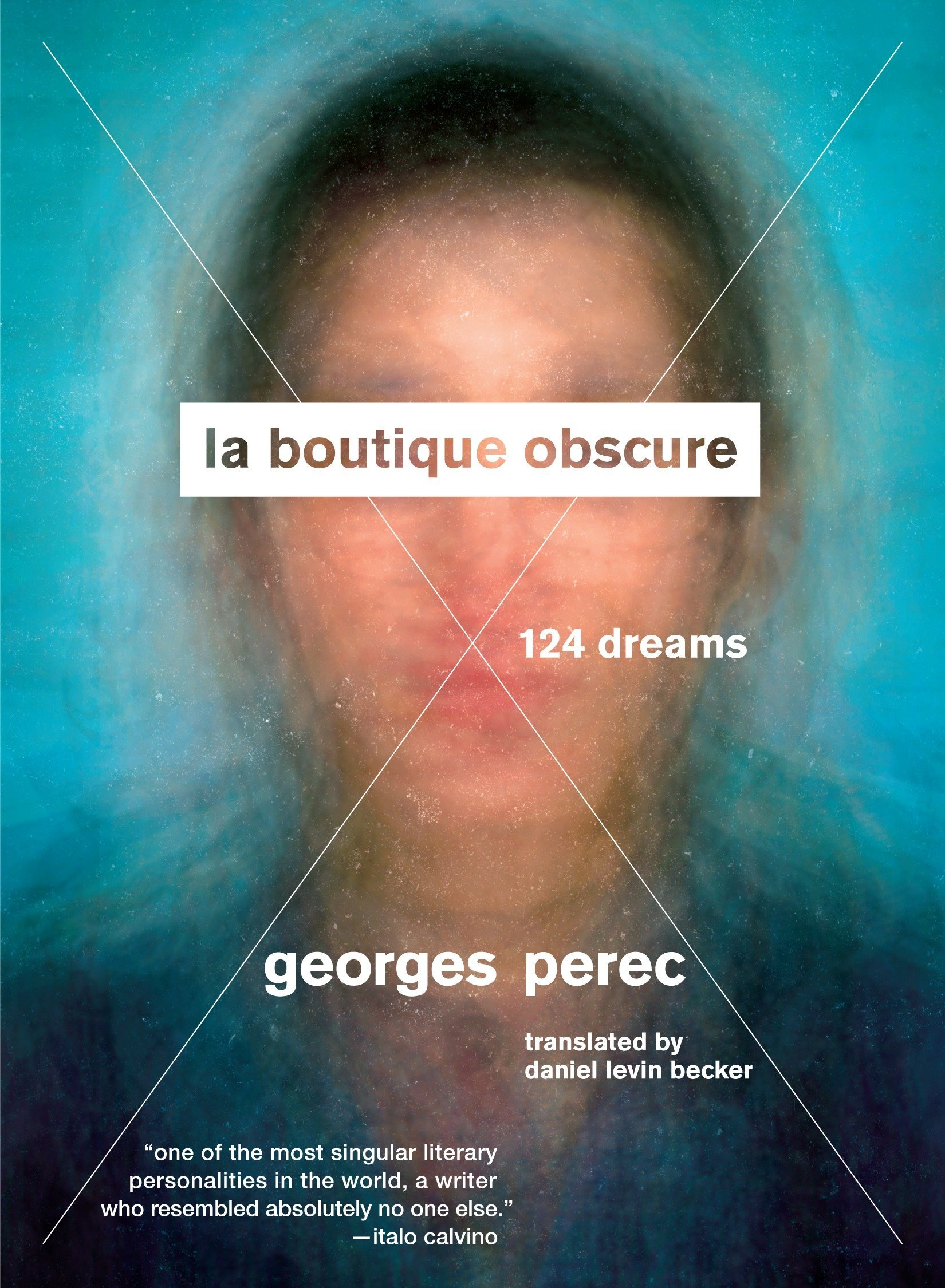 La Boutique Obscure: 124 Dreams pdf