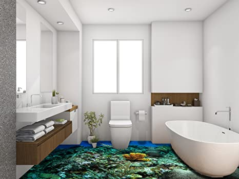 Ruvitex 3d rivestimento adesivo decorativo per piastrelle da parete