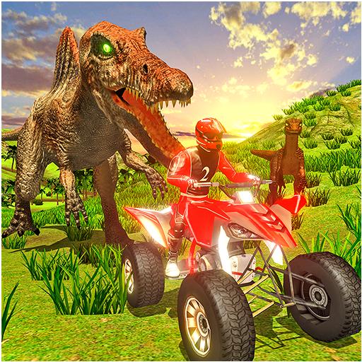 quad racing - 2