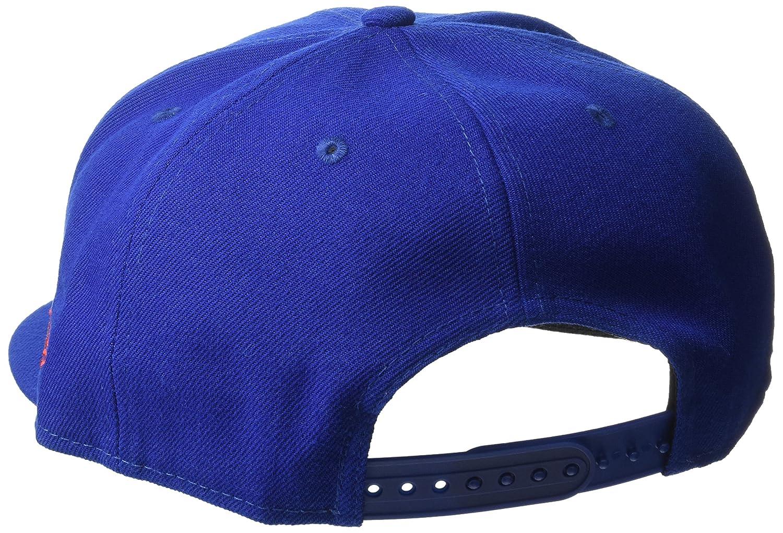 huge discount 9aaa3 30c68 Amazon.com  New Era Cap Men s Spiderman Homecoming Beveled Logo 9fifty  Snapback, Blue, One Size  Clothing