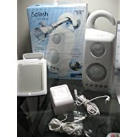 iSplash Wireless Speaker and Transmitter for iPod and MP3 Players