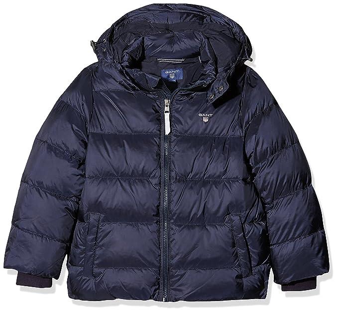 Gant S Alta Puffer Jacket, Chaqueta para Niños