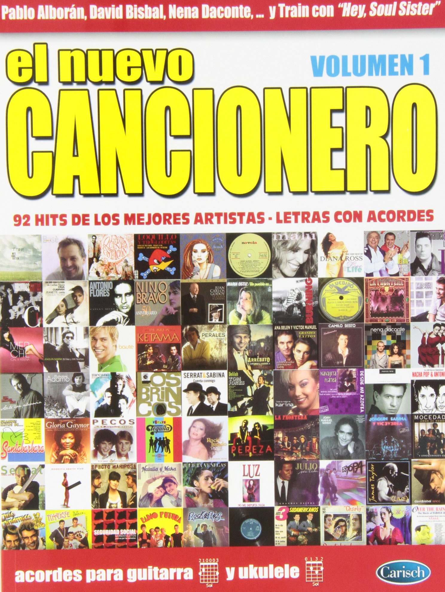 El Nuevo Cancionero Volumen 1: Amazon.es: Aa.Vv., Lyrics with Chords: Libros