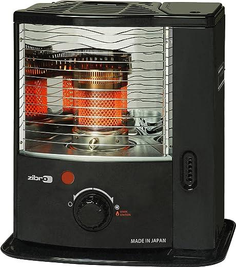 Zibro RS-22 Mechanische brandstof oven 2200 W, RS 22, 14 M2-32 M2