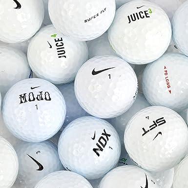 Nike 50 Pelotas de Golf Surtidos AAA/AA