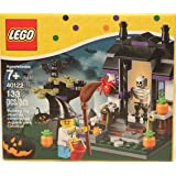Lego Trick or Treat Halloween Seasonal Set # 40122 by LEGO
