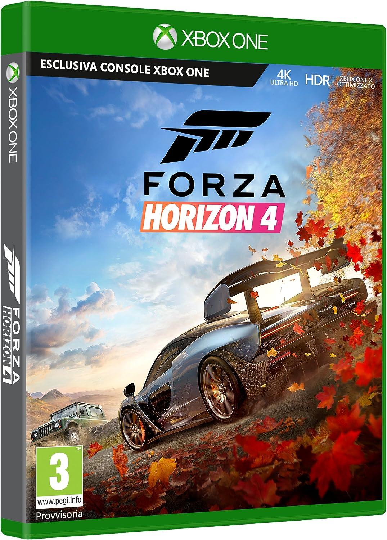 Forza Horizon 4 [Importación italiana]: Amazon.es: Videojuegos