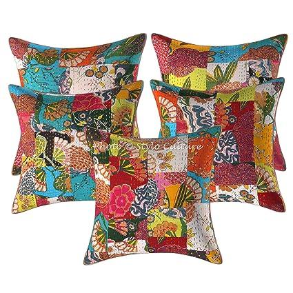 Amazon.com: Stylo Culture Ethnic Decorative Living Room ...