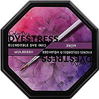 ColorBox 23122 DyeStress - Almohadilla de tinta, color morado