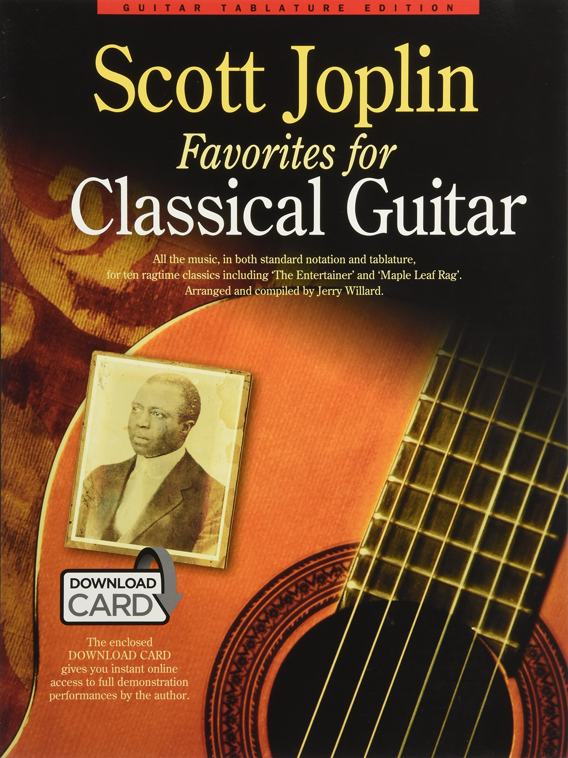 Amazon Scott Joplin Favorites For Classical Guitar