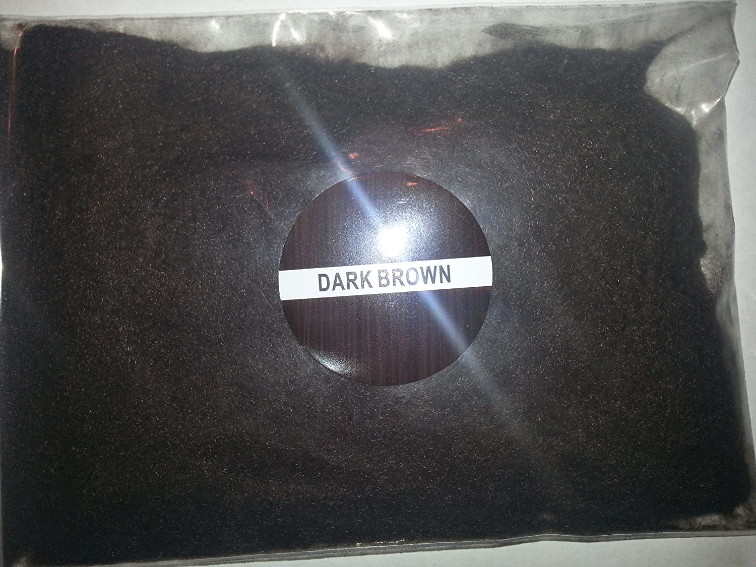 Hair Building Fibers Dark Brown 50 Grams. Highest Grade Refill That You Can Use for Your Bottles from Competitors Like Toppik®, Xfusion®, Miracle Hair®. Xfusion® Miracle Hair®.