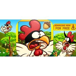Crazy Ninja Chicken: Amazon.es: Appstore para Android