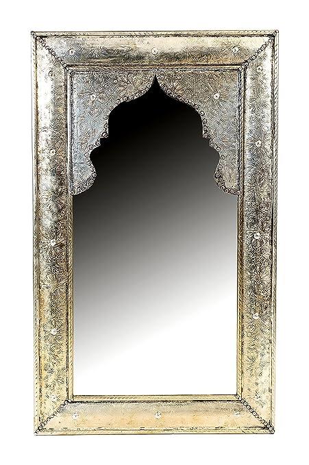 Orientalische Marokkanischer Marrakesch Spiegel Hafza 100cm Amazon