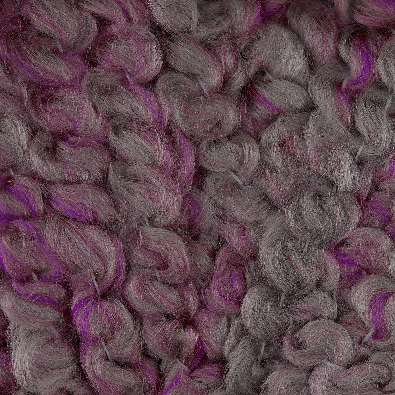 Lion Brand 792-207 Homespun Thick /& Quick Yarn-Greystone Stripes 3Pk