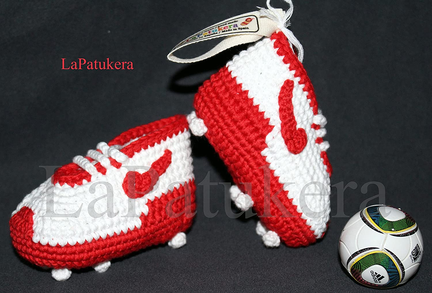 31ea2ef43acfb soccer shoes. Baby trunks crochet, Unisex. Nike Style. 100% cotton ...