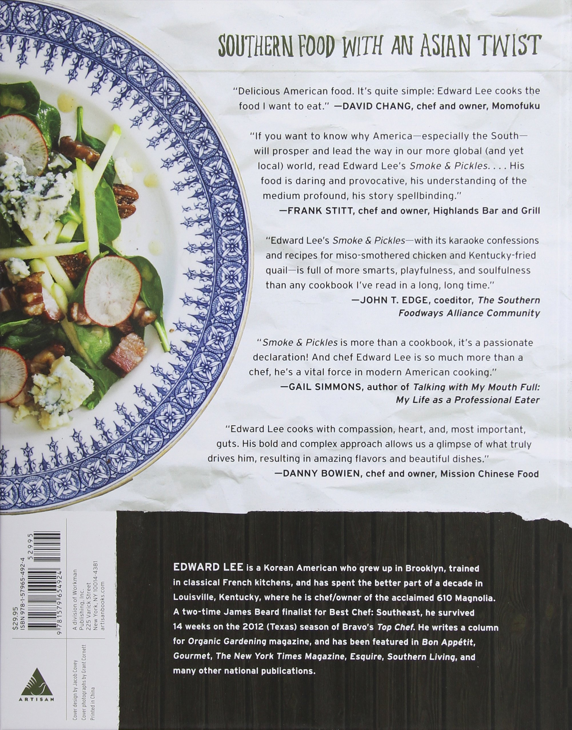Smoke and Pickles: Recipes and Stories from a New Southern Kitchen ...