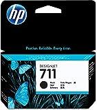 D'origine HP 711 Catouche d'encre noir CZ129A