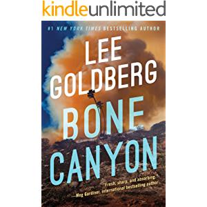 Bone Canyon (Eve Ronin Book 2)