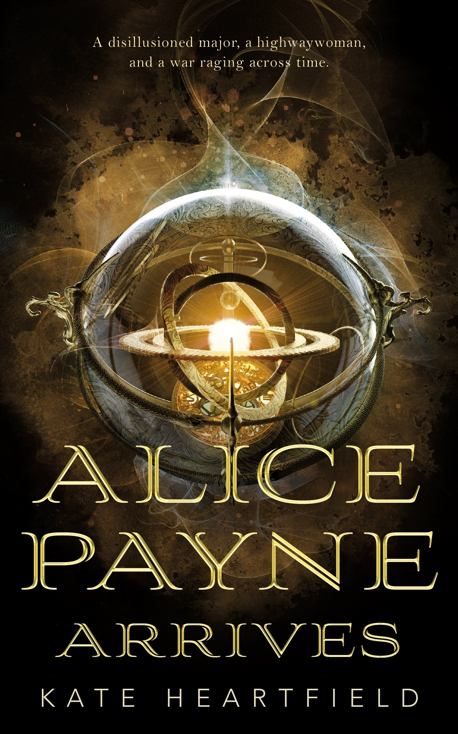 Kate Heartfield: Five Things I Learned Writing Alice Payne Arrives