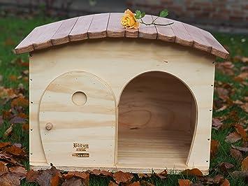 Gatos Casa Exterior Agua Densidad Cabañas para exterior Gina Wp tamaño XL Blitzen Original Made in Italy 100%: Amazon.es: Productos para mascotas