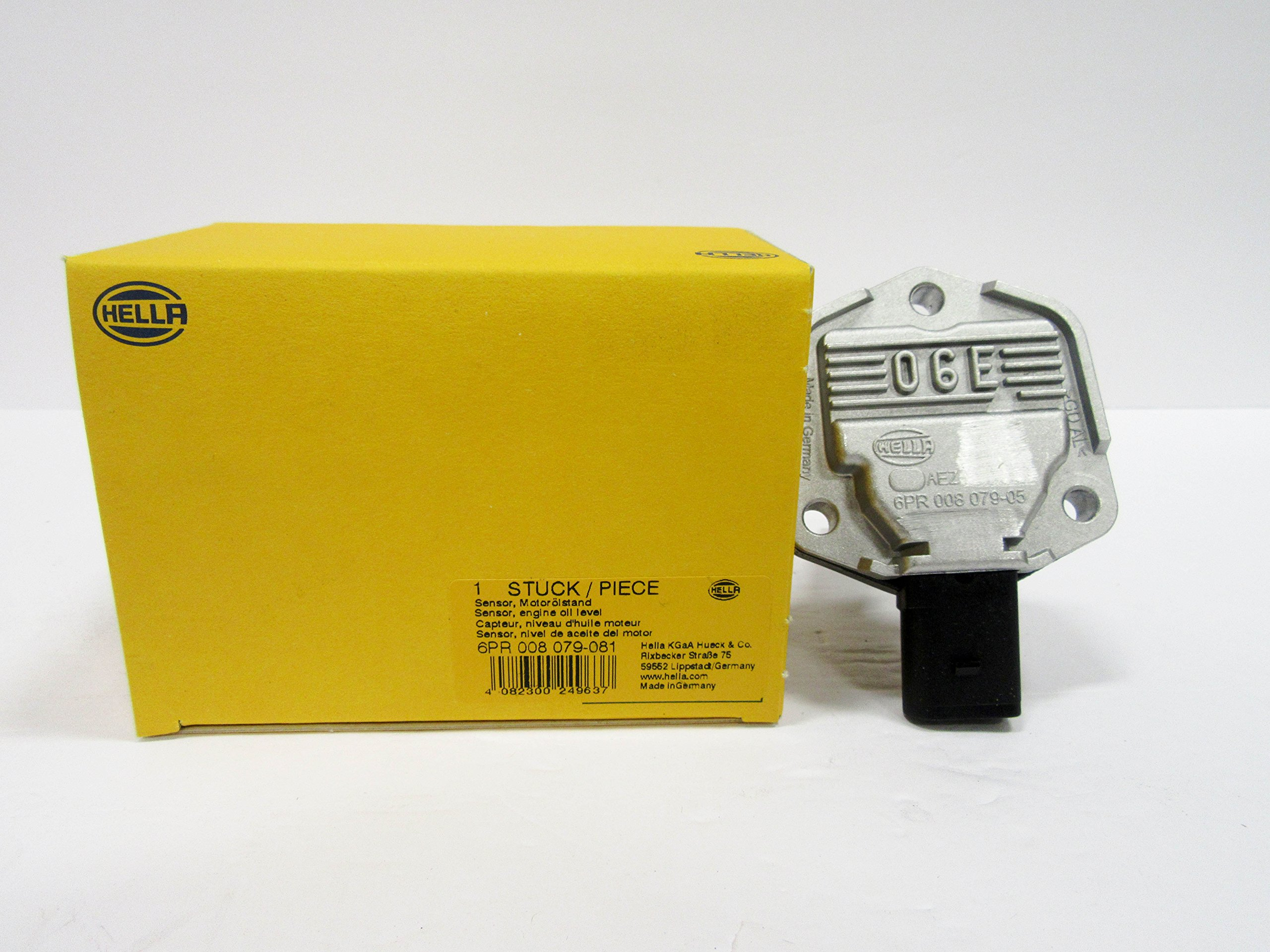 Volkswagen 06E 907 660, Engine Oil Level Sensor