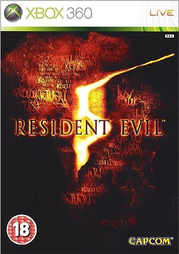 Resident Evil 5 (Xbox 360) [Importación inglesa]: Amazon.es ...