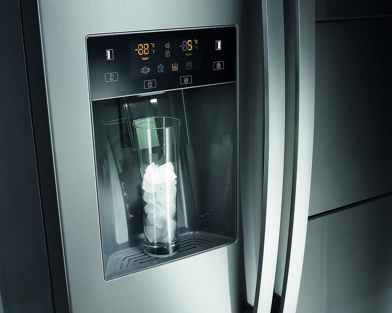 Amerikanischer Kühlschrank Günstig Kaufen : Gorenje nrs9181cxb side by side a 184 cm 445 kwh jahr 370