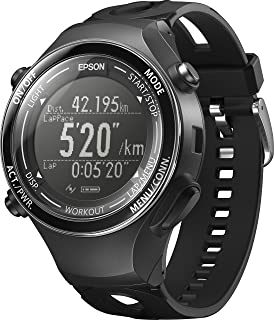 a97d2f8c52 Amazon   [エプソン リスタブルジーピーエス]EPSON Wristable GPS 腕時計 ...
