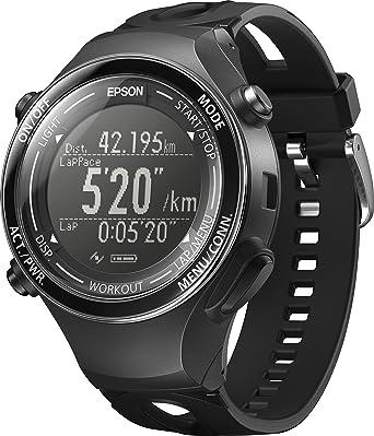 948c9b9db7 [エプソン リスタブルジーピーエス]EPSON Wristable GPS 腕時計 ランニングウォッチ GPS機能 SF-
