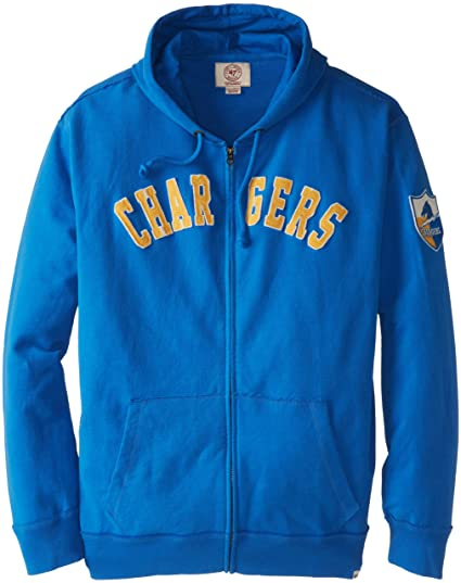 various colors e066a c3169 NFL San Diego Chargers Men's Striker Full Zip Jacket, Small ...