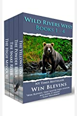 Wild Rivers West Adventure Series  (Books 1 - 4) Kindle Edition