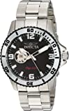 Invicta Men's 'Objet d'Art' Automatic Stainless Steel Casual Watch, Color:Silver-Toned (Model: 22624)